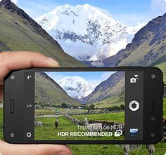 Amazon Fire Phone - 13MP Camera, 32GB - Intelligent High Dynamic Range (HDR)