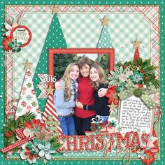 Credits: A Christmas Wish: Bundle by Amber Shaw Cindy's Layered Templates - Set 221: White Christmas by Cindy Schneider Layout by Kjersti Sudweeks Sweetshoppe Designs 12x12 Layout Digiscrap