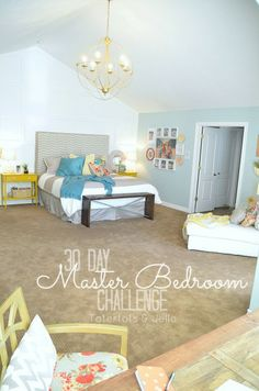 How to Create a Romantic Master Bedroom Retreat in 5 Easy Steps! | The Dating Divas