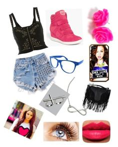"""""""Cher Llyod!!"""" by sparkle-septiceye ❤ liked on Polyvore"""