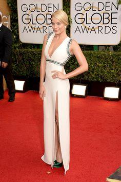 Margot Robbie-Globos de Oro 2014