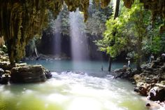 Cueva del Zetsol, Alta Verapaz