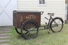 Vía Marina / Marina Capano: Como hacer stencil facil y personalizado - Restauración de triciclo antiguo ♥ Marina Capano