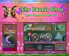 The Fairy Shop by Laura Barbosa