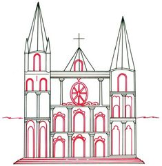 "HowStuffWorks ""How to Draw Cathedrals"""