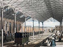 Euston railway station - Wikipedia, the free encyclopedia