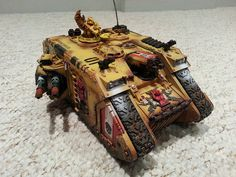Imperial fists | Flickr - Photo Sharing!
