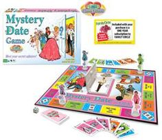 Mystery Date Game!