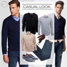#FashionbySIMAN  El cárdigan es una prenda muy versátil que puedes combinar con diferentes tipos, colores, estampados y texturas de camisas. Elige la que mejor se ajuste a tu personalidad y viste un estilo casual único. #modaElSalvador #getthelook #InStyle