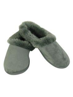 4eeb03bfc17 Charter Club Women s Faux Fur Flexible Slippers