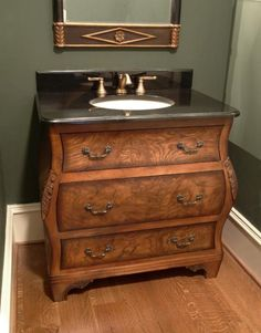 Bathroom Gallery - Greensboro Custom Cabinets, Kitchen Design, Bathroom Design - Distinctive Designs