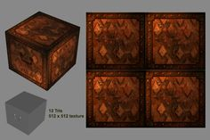 Texture for a Crate, Archana Iyer on ArtStation at…