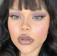Cool Makeup Looks, Creative Makeup Looks, Cute Makeup, Glam Makeup, Pretty Makeup, Skin Makeup, Makeup Inspo, Makeup Inspiration, Beauty Makeup