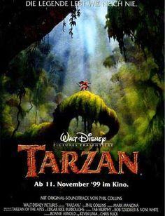 Tarzan 1999 Hollywood Movie Watch Online ~ free online movie for free