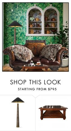 """Untitled #7412"" by ana-angela ❤ liked on Polyvore featuring interior, interiors, interior design, home, home decor, interior decorating, Williams-Sonoma and Bradburn Gallery"
