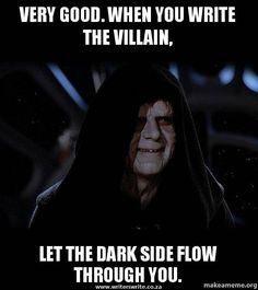 Writing the villain - Writers Write Creative Blog