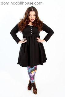 Andrea The Seeker : November Plus Size Fashion & Inspiration : Part 3