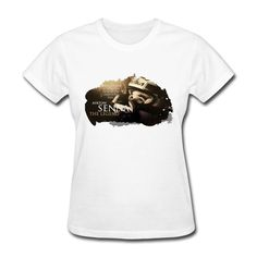 QDYJM Women's F1 The Legend Ayrton Senna Quotes T-shirt - White at Amazon Women's Clothing store: