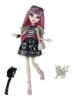 Monster High Rochelle Goyle Doll by Mattel, http://www.amazon.com/dp/B007KV17O0/ref=cm_sw_r_pi_dp_vLp7pb0942EP7
