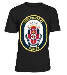 Navy   USNS Comfort   T AH 20