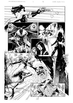 Van Helsing Vs. Frankenstein Test Page 2