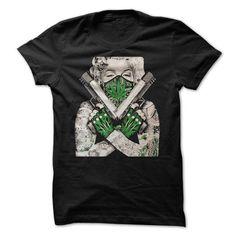 Gangsta Monroe - #shirt dress #green shirt. BEST BUY => https://www.sunfrog.com/LifeStyle/Gangsta-Monroe.html?68278