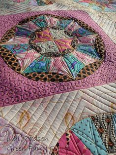 Green Fairy Quilts - Judi Madsen