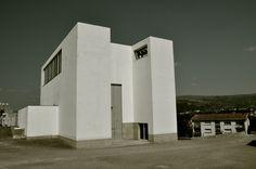 Clássicos da Arquitetura: Igreja de Santa Maria / Álvaro Siza
