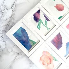 Did you know that (other than our artist collaborations) all of our fabric designs are based off our own original watercolor artwork?? YEP!   JOUE Design   Shop www.jouedesign.com   original artwork   watercolor   textile print   painting   textile print   fabric   framed   linen cotton   down feather   throw pillow   floral   flower   botanical