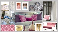 Modern Moroccan concept board, created by homestageMe