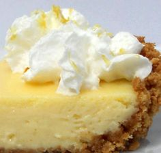 Creamy Dreamy Lemon Pie     8 whole graham crackers   3 Tbsp. butter   1 (14 oz.) can sweetened condensed milk   2 large eggs   1/2 cup...