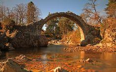 2560x1600 Beautiful bridge