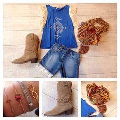 Fashion style from las lunas#