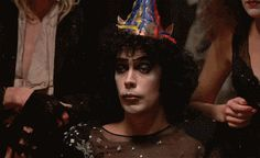 When he was… | 24 Times Tim Curry Was The Very Most