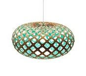 Shop the Kina Pendant Light By David Trubridge with Lighting Collective. Lighting, Sculptural luminaires, inspired from nature, designer lighting Bamboo Plywood, Sea Urchin Shell, Berlin Design, Led Filament, White Pendant Light, Luminaire Design, Bedroom Lighting, House Lighting, Kitchen Lighting