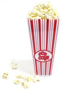 Party popcorn bar ideas, great site
