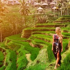 """"""" Today we mega like @jannid in our Norma dress, walking in paradise  #bymalina #bali #paradise #jannid"""" Photo taken by @bymalinas on Instagram, pinned via the InstaPin iOS App! http://www.instapinapp.com (01/09/2015)"""
