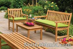 Mẫu bàn ghế sofa gỗ đơn giản mộc mạc rất đẹp