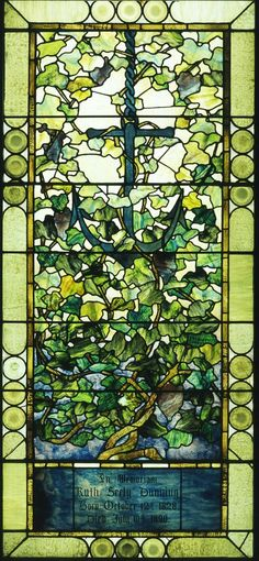 Louis Comfort Tiffany, the Morse Museum, Orlando, Florida Tiffany Stained Glass, Tiffany Glass, Stained Glass Art, Stained Glass Windows, Cheap Building Materials, Crawford House, Museum Lighting, Winter Park, Glass Company