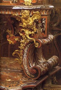 Pietro Piffetti great work. 18th century.