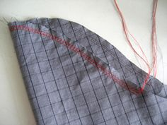 How to Attach a Set-In Sleeve Tutorial
