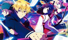 Último tomo de Tokyo Ravens Sword of Song para noviembre