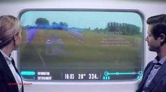 Innovation Train: Deutsche Bahn kooperiert mit Hyperloop - Golem.de