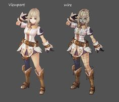 (AS): Great chraracter style and model style: 3d Model Character, Female Character Design, Character Modeling, Character Creation, Game Character, Character Concept, 3d Modeling, Polygon Modeling, Low Poly Games