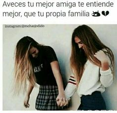 Sabes q te quiero bb Bff Goals, Best Friend Goals, My Best Friend, Victoria Hernandez, Bff Images, Best Friend Drawings, Bff Quotes, Together Forever, Just Friends