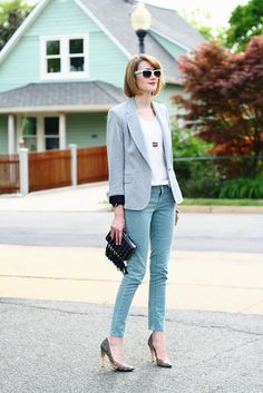going matchy-matchy on District of Chic