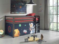 Bring your children's bedroom to life with our range of Bedroom Furniture. Shop bunk beds, children's beds, cabin beds & novelty beds for kids. Kid Beds, Bunk Beds, Mid Sleeper Bed, Childrens Beds, Coloring For Kids, Bedroom Furniture, Storage Chest, Tent, Home Decor