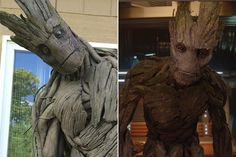 Groot Cosplay Guardians of the Galaxy