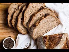 Старинный рецепт натурального хлеба от бабушки! Закваска для хлеба без дрожжей. - YouTube Bread, Youtube, Food, Bakken, Brot, Essen, Baking, Meals, Breads