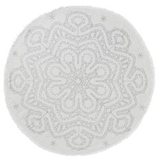 Found it at Wayfair.co.uk - Nordic White Area Rug